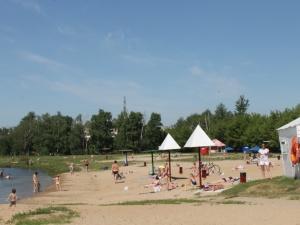 В Нижнем Новгороде можно купаться только в одном озере