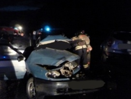 Пять человек погибли в жутком ДТП в Вачском районе