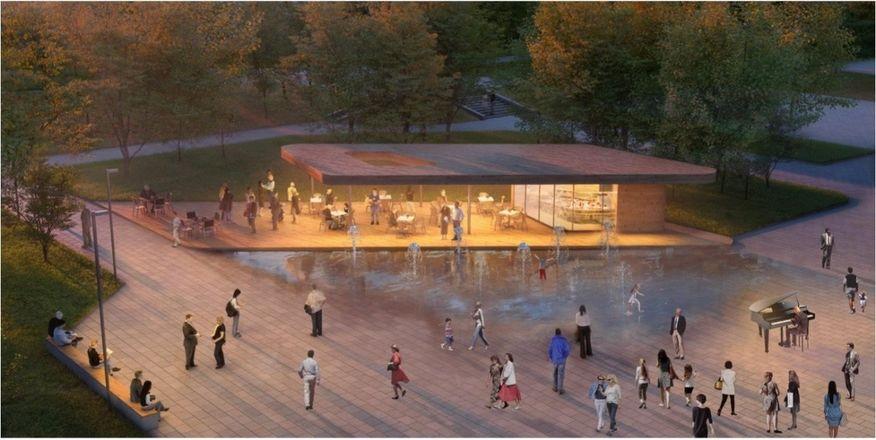 Сквер Корабелов благоустроят в Навашине за 60 млн рублей - фото 3