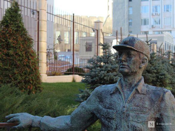 Труд в бронзе и чугуне: представителей каких профессий увековечили в Нижнем Новгороде - фото 17