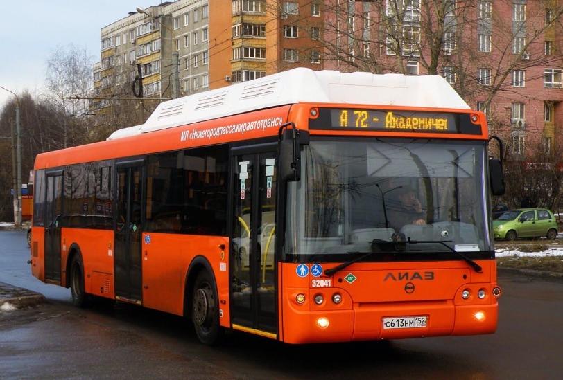 56 новых вместительных нижегородских автобусов вышли на городские маршруты - фото 1