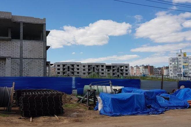 Застройщику «Окского берега» дали шанс возобновить работы до 11 июня - фото 1