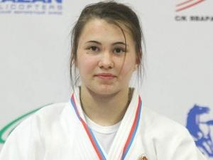 Нижегородская дзюдоистка завоевала бронзу на первенстве России