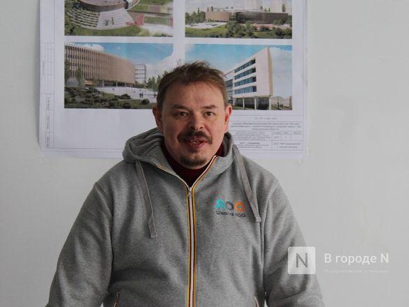 Школа будущего: как идет строительство крупнейшего образовательного центра Нижегородской области - фото 8