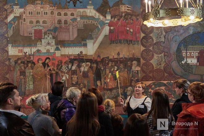 Победители проекта «В городе N» побывали на эксклюзивной экскурсии в Госбанке на Большой Покровской - фото 23