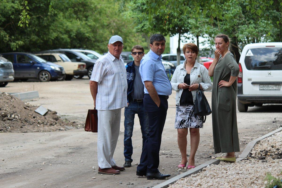 В Нижегородском районе благоустроят 16 дворов - фото 3