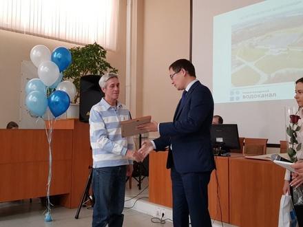 Нижегородская водопроводная станция «Малиновая гряда» отметила 40-летие