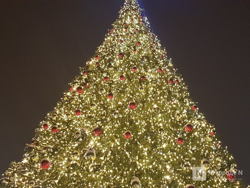 Стало известно, когда откроются новогодние площадки в Нижнем Новгороде - фото 1