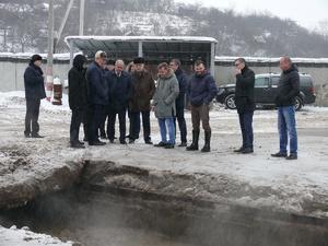 К трем районам Нижнего Новгорода нет претензий по уборке снега