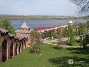 Более 61 млн рублей уйдет на реставрацию участка Нижегородского кремля