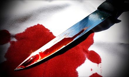 В Вознесенском районе пьяный пенсионер зарезал сына