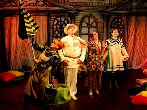Нижегородский спектакль стал лучшим на международном театральном фестивале