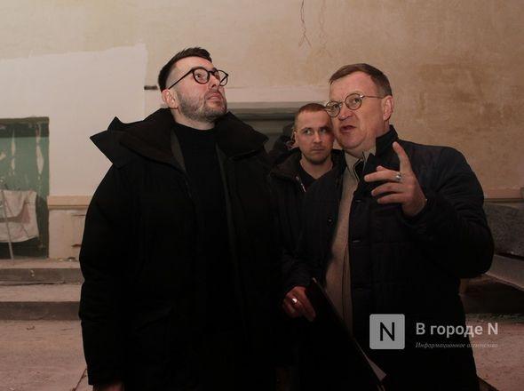 Как идет обновление центра культуры «Рекорд» в Нижнем Новгороде - фото 12