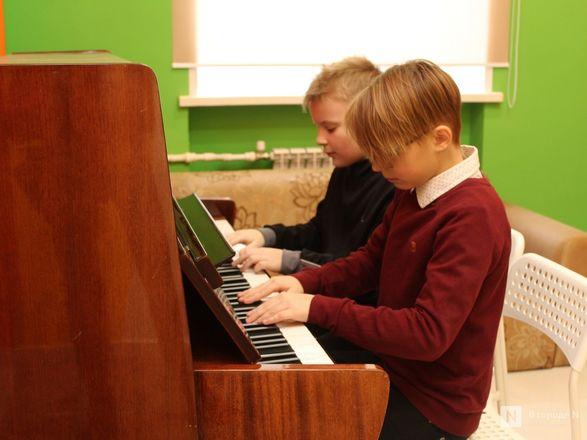 Интерьеры для талантов: как преобразился интернат Нижегородского хорового колледжа - фото 48