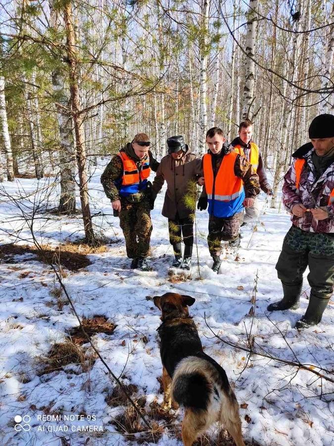 Пропавшего вместе с собакой дедушку нашли в Починковском районе - фото 1