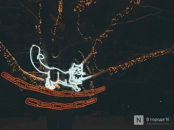 Праздничные уголки: ищем места для атмосферных фото в Нижнем Новгороде - фото 7