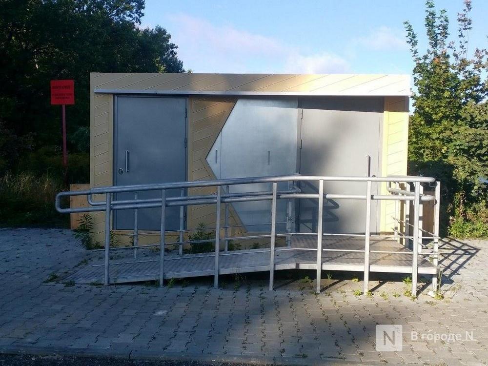 Стало известно, когда общественный туалет на Щелоковском хуторе распахнет свои двери для посетителей - фото 2