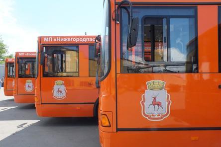 Схема движения общественного транспорта изменена в Нижнем Новгороде