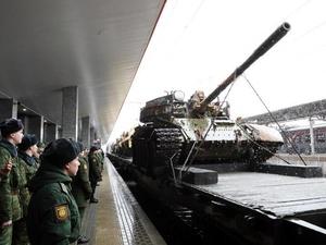 Военно-патриотическая акция «Сирийский перелом» прошла в Нижнем Новгороде