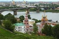 Бывший министр культуры Нижегородской области расскажет про «Тайны Блиновского рынка» на Рождественской стороне