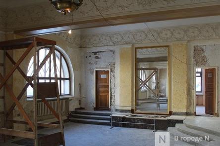 Нижегородский Дворец творчества планируется открыть осенью