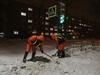 После нагоняя от Панова весь снег в Московском районе убрали