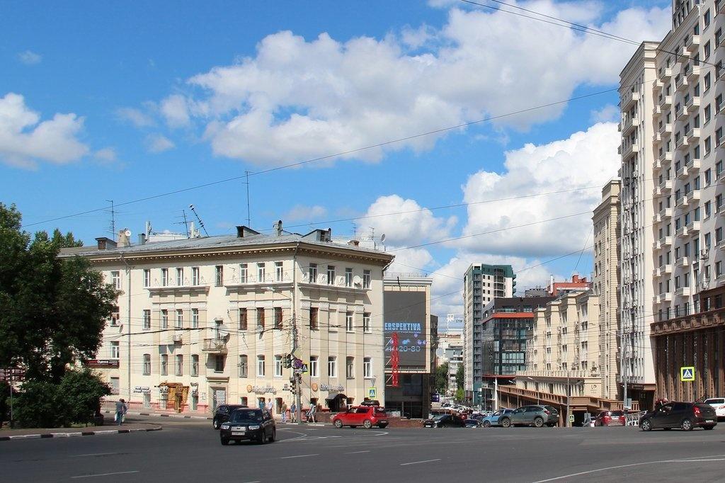 ЖК бизнес-класса строится рядом с площадью Свободы в Нижнем Новгороде - фото 2