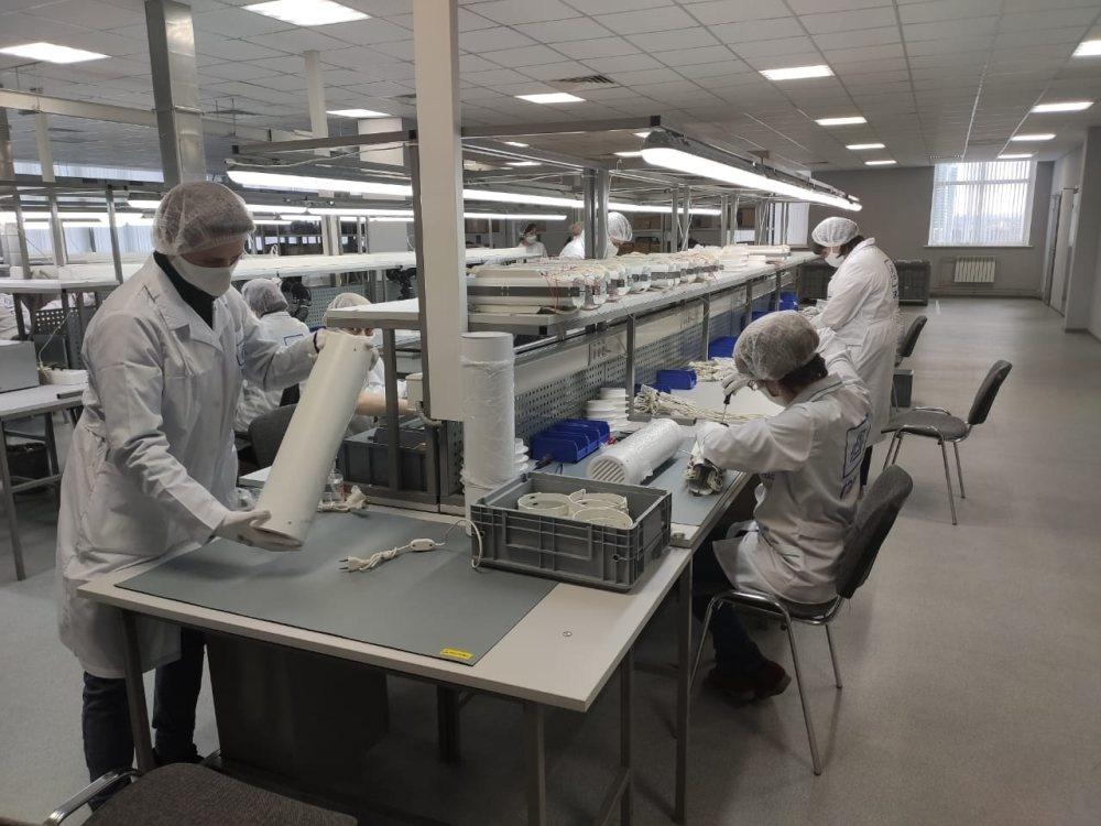 Более чем на треть выросло производство медицинских изделий в Нижегородской области - фото 1