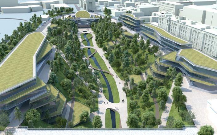 Конгресс-центр-трансформер и лаборатории появятся в нижегородском iCity  - фото 2