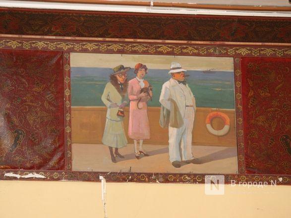 Единство двух эпох: как идет реставрация нижегородского Дворца творчества - фото 13