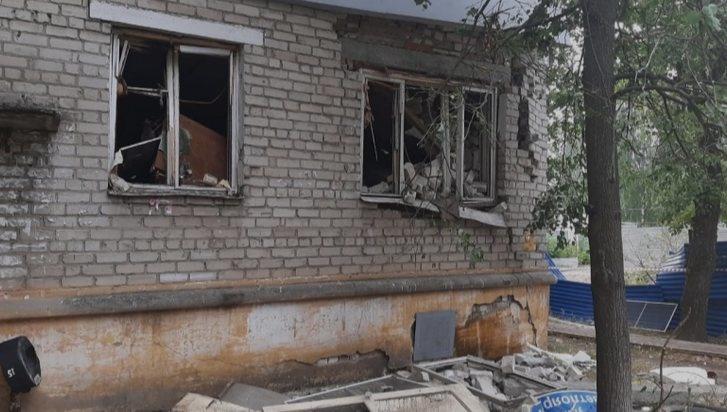 Трое мужчин в тяжелом состоянии госпитализированы после взрыва газа в Сормове - фото 1