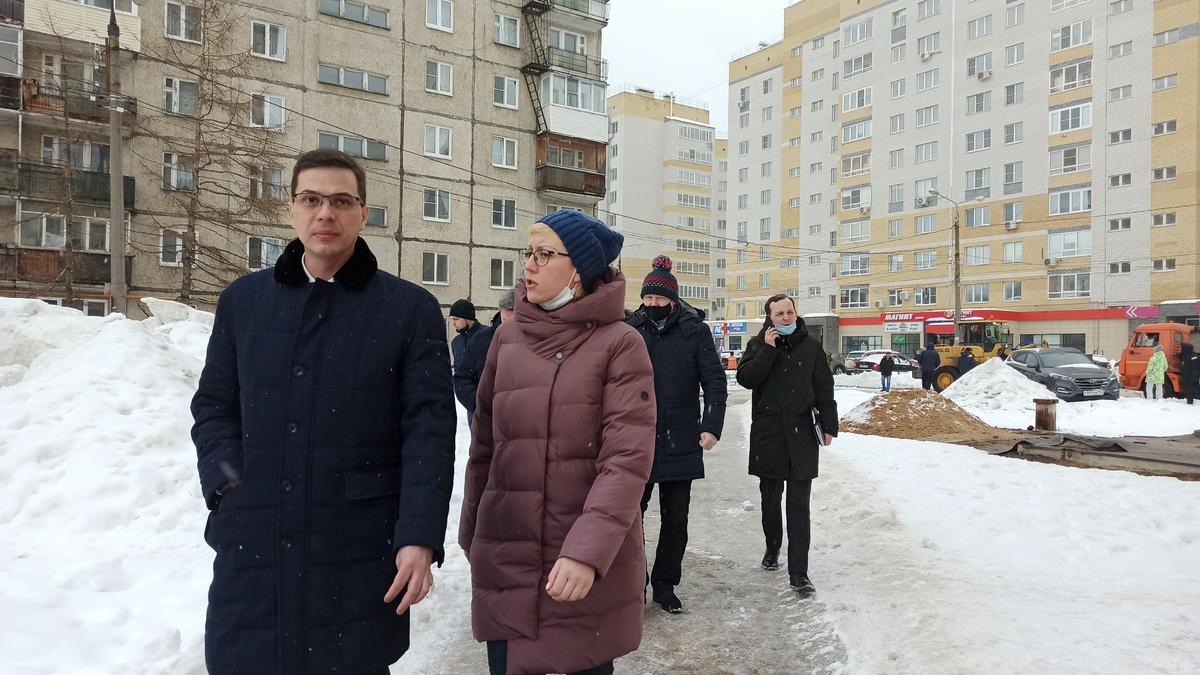 Новый подход к уборке снега применили в Нижнем Новгороде - фото 1