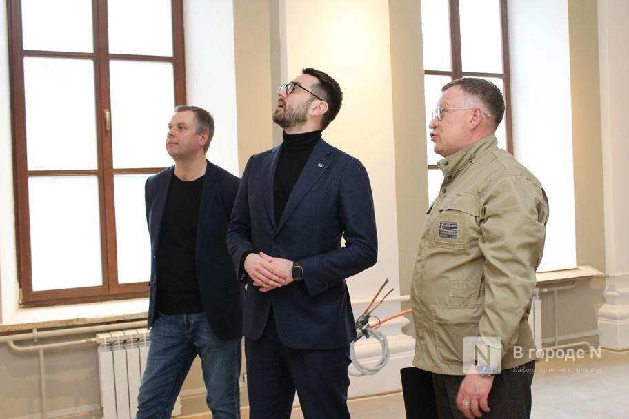 Старина и современность: каким станет Нижегородский  художественный музей - фото 11