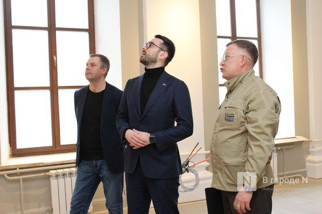 Старина и современность: каким станет Нижегородский  художественный музей - фото 40