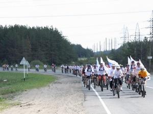 Патриотический велопробег «Дорогой Минина» пройдет в Нижегородской области