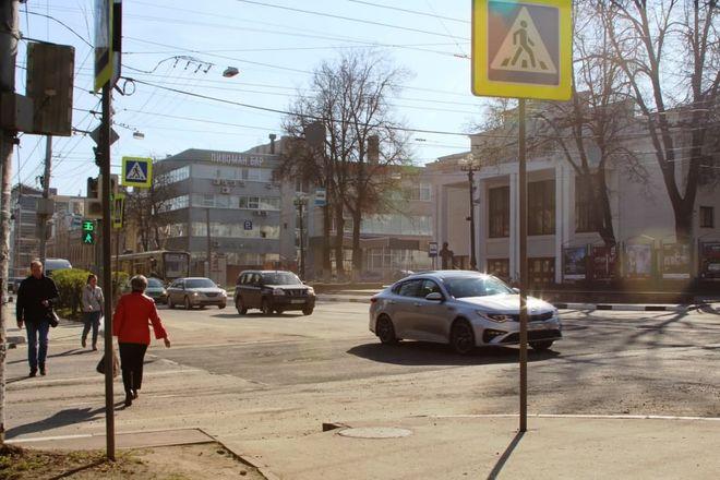 Завершена реконструкция участка теплосети на улице Белинского - фото 1