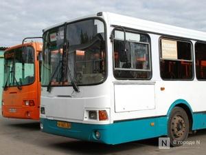 Количество общественного транспорта существенно уменьшится на нижегородских дорогах с 1 апреля