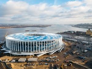 Стадионы Чемпионата мира по футболу-2018