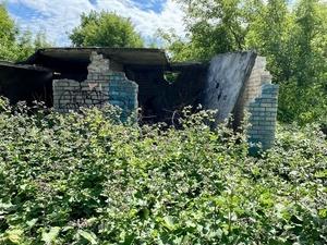 Разрушающиеся здания начнут сносить в окрестностях нижегородского цирка