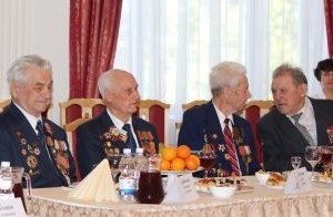 Торжественный прием в честь ветеранов прошел в Нижнем Новгороде накануне Дня Победы (ФОТО)