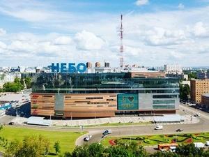 В Нижнем Новгороде эвакуировали торговый центр «Небо»