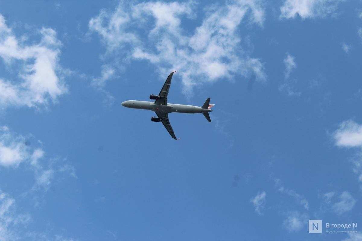 15 летевших в Москву самолетов приземлились в Нижнем Новгороде из-за погоды - фото 1