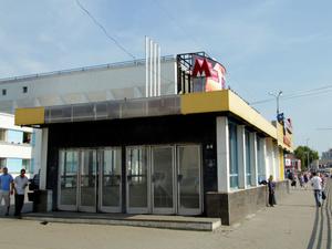 Выход из метро на Московском вокзале закроют до октября