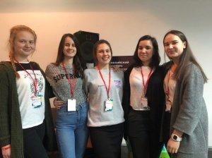 Первокурсники Нижегородского института управления приняли участие в добровольческом форуме «Делаю мир лучше» - фото 1