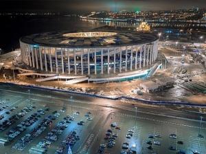 Опубликована программа открытия «Зимней сказки» у стадиона «Нижний Новгород»