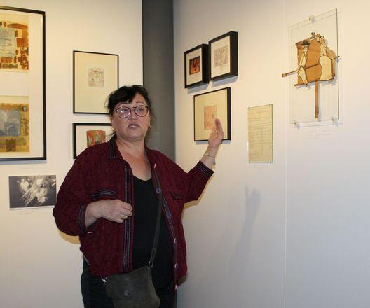 Смертельные горки и платье с мозгом: три новые выставки открылись в нижегородском «Арсенале» в честь его 22-летия - фото 20