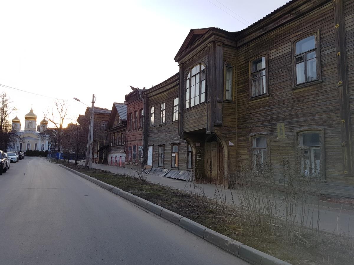 Семь домов в центре Нижнего Новгорода включили в перечень объектов культурного наследия - фото 1