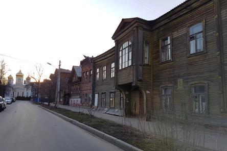 Усадьбу Седова в Нижнем Новгороде отреставрирует ООО «Рестальянс»