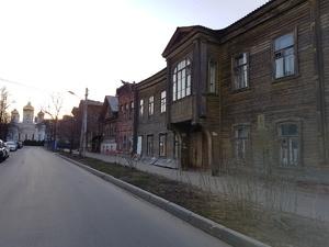 Семь домов в центре Нижнего Новгорода включили в перечень объектов культурного наследия