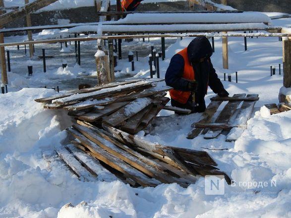 Более 240 рабочих благоустраивают нижегородскую «Швейцарию» - фото 23